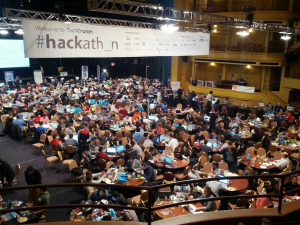 TechCrunch's Largest Hackathon!