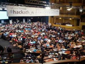 TechCrunch's Largest Hackathon!