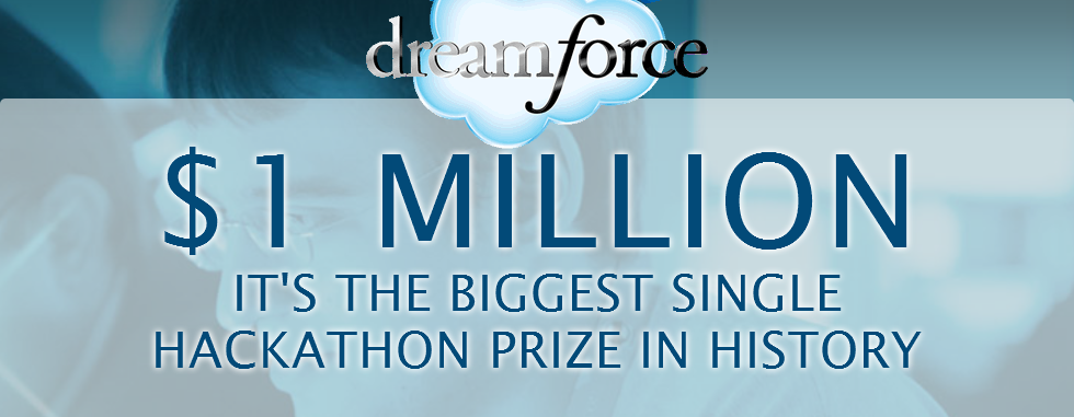 Largest Single Hackathon Prize Ever