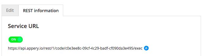 Script REST API