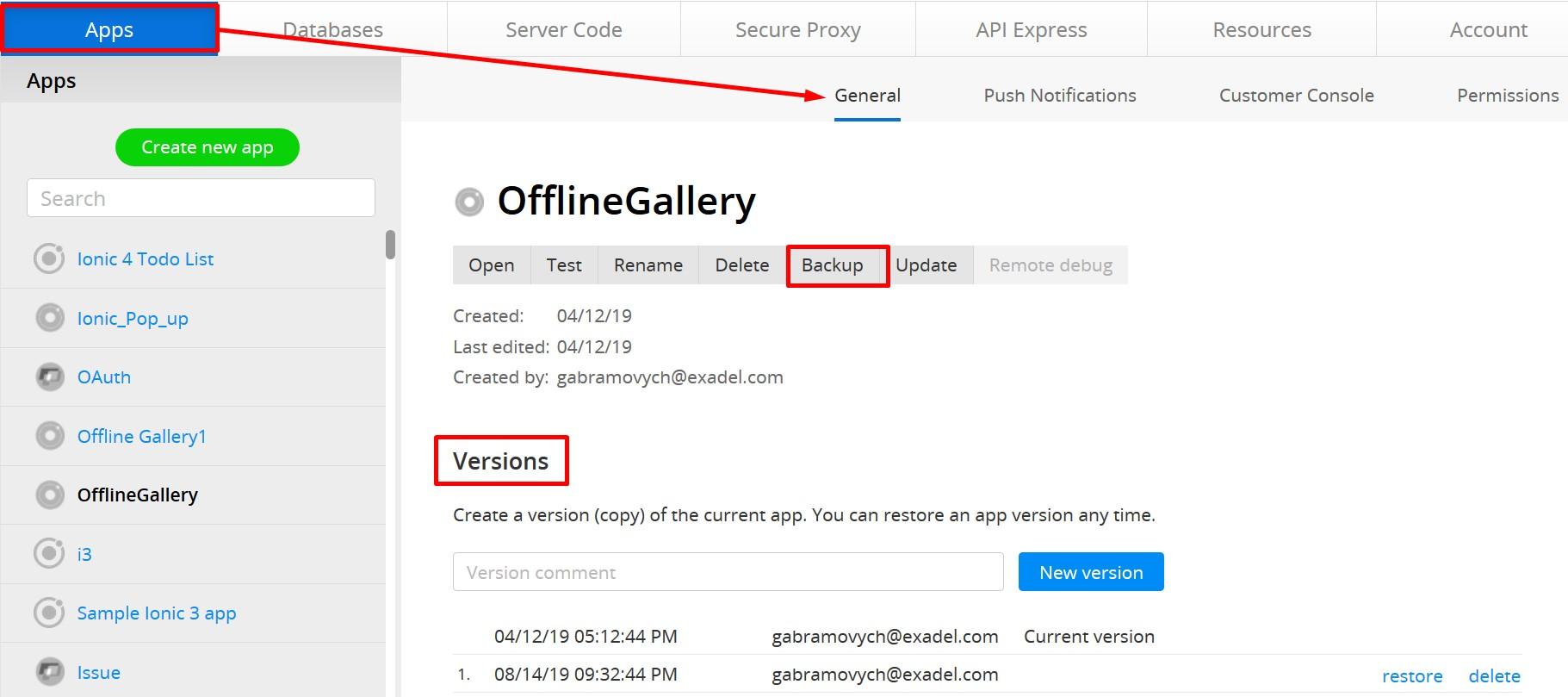 The Appery io Mobile App Platform - Get Informed